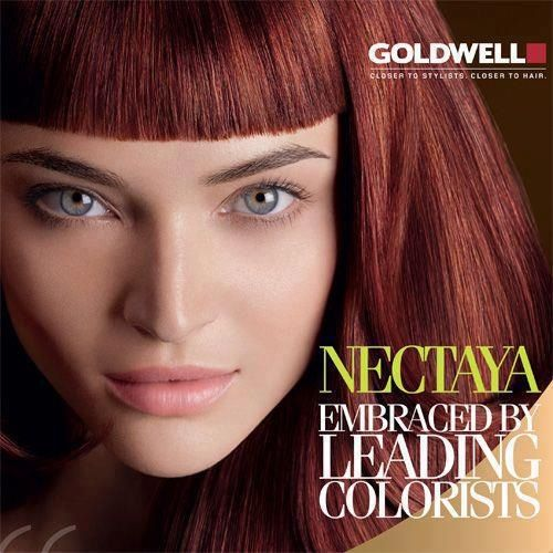 Nectaya colour range is also available