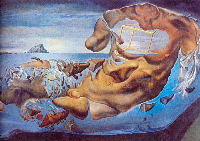 Salvador Dalí 1951-1960 - Maldito Insolente