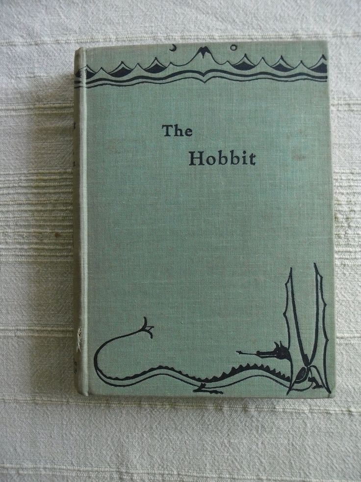 1937 true 1st UK Edition 1st impression of The Hobbit by J.R.R. Tolkien, with facsimile dustjacket
