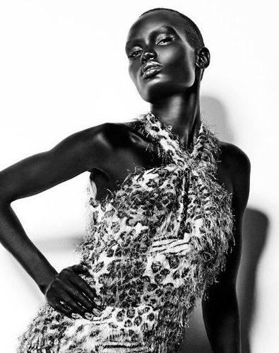 Nyanyai Deng: Deng Beautiful, Models Nyanyai, Black Force, High Fashion, Black Beautiful, Black Afro Ci, Africans Beautiful, Bold Black, Divas Models Goddesses Queen