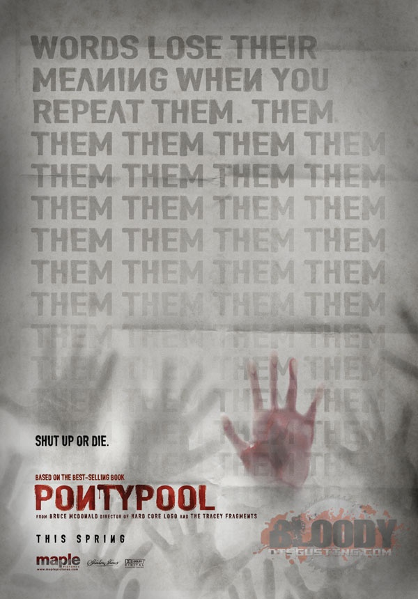 One Sheet Debut For Pontypool