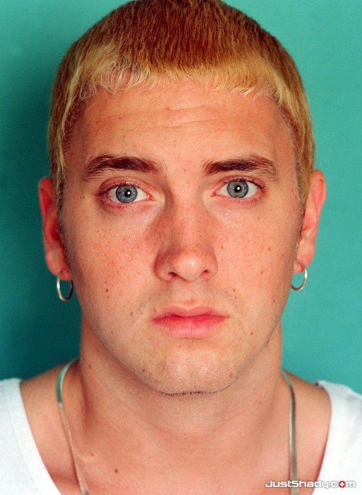 Images of Eminem Blonde Hair Again - #rock-cafe