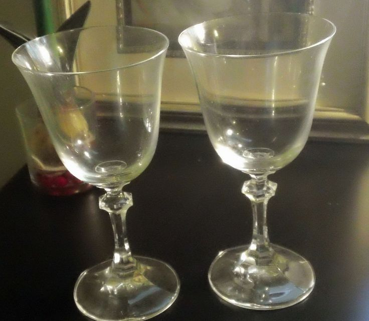 Best Beautiful Replacement Crystal Stemware Images On Pinterest