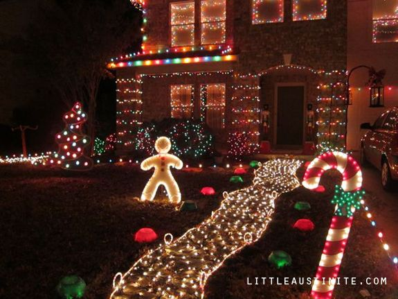 Cedar Park Christmas Lights