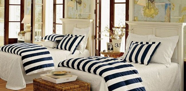 Custom Nautical Duvet Cover and shams - You pick the fabric by ADCoutureHome on Etsy https://www.etsy.com/listing/164886055/custom-nautical-duvet-cover-and-shams