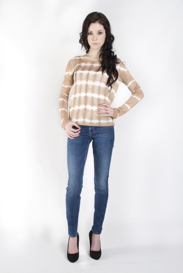 Style Trend Clothiers - Kensie Tie Dye Sweater, $69.00 (http://www.styletrendclothiers.com/kensie-tie-dye-sweater/)