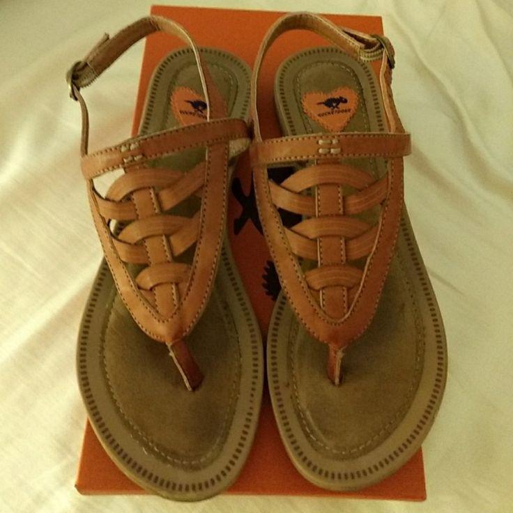 Rocket Dog Tan Sandals