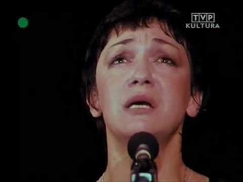 Ewa Demarczyk-Skrzypek Hercowicz(Poznań 1980)