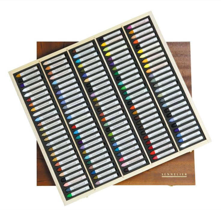 Save On Discount Sennelier Oil Pastels Luxury Wood Box Sets of Assorted Colors & More Oil Pastel Sets at Utrecht  why is the 120 217 and the 36 is 216 but the 50 is 116?