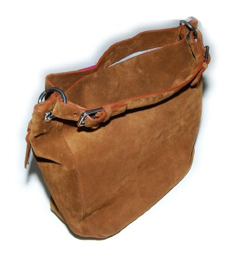 Polo Ralph Lauren Purple Label Womens Brown Suede Leather Tote Purse Bag Handbag, via \u0026middot; Popular Light Longchamp Travel Bags 1630 737 545 ROSSO(Rouge)