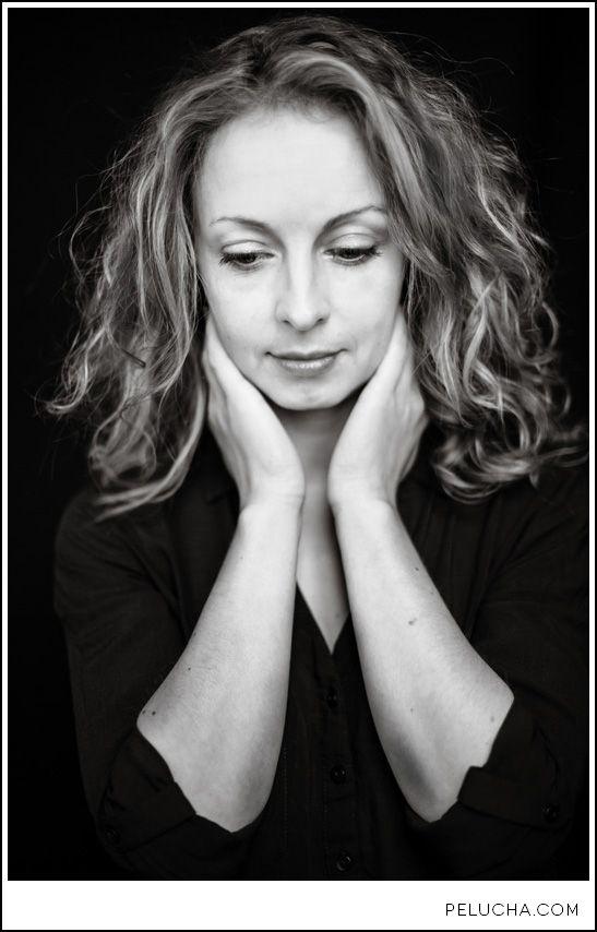 I love this portrait of Zuzka, my beloved and talented designer in Prague