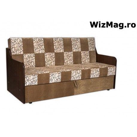 Canapea extensibila Sanda cu miez elastic WIZ 022