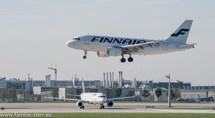 Finnair Airbus A 319-100 OH-LVK