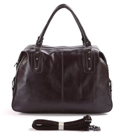 'The Capone' Vintage Leather Overnight Bag http://www.rodenjamesleatherbags.com/collections/leather-laptop-bags
