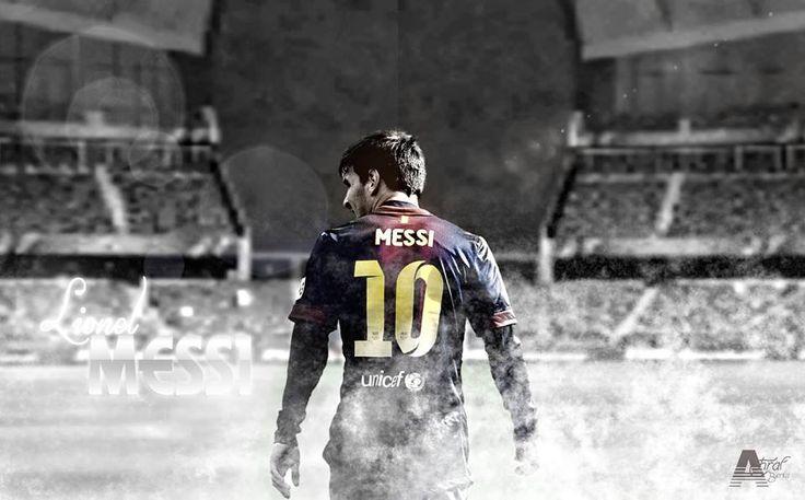 Lionel Messi Wallpaper HD 2014 #3