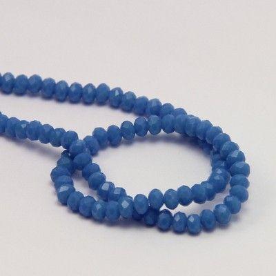Facet imiteret jade blå 3x2 mm perlestrengen.dk   (1)
