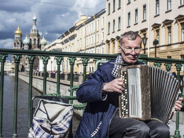 Уличный музыкант by Виталий Котков on 500px
