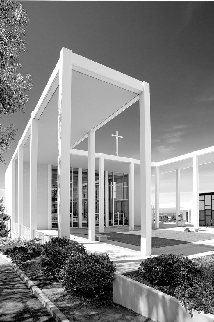 Riviera United Methodist Church (1958) | Richard Neutra