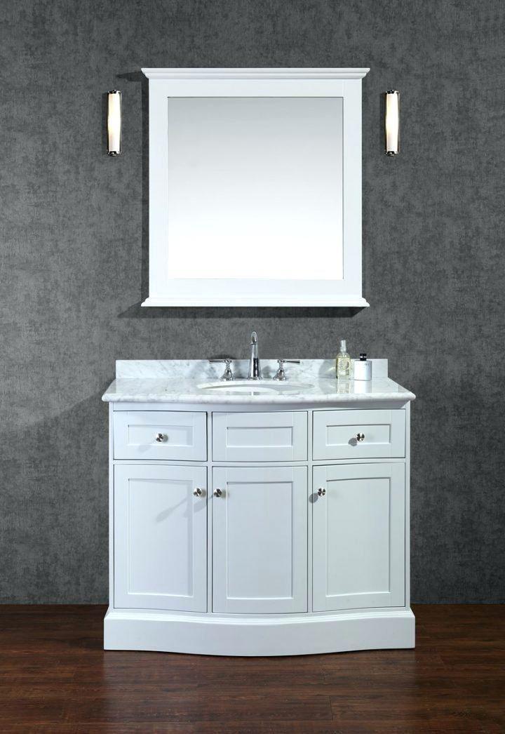 √ How to Install a Bathroom Vanity Bathroom Organization