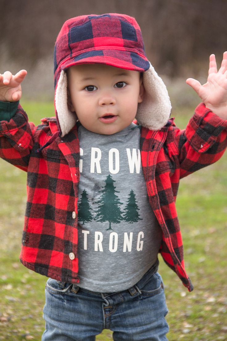 Lumberjack theme 1st birthday photoshoot