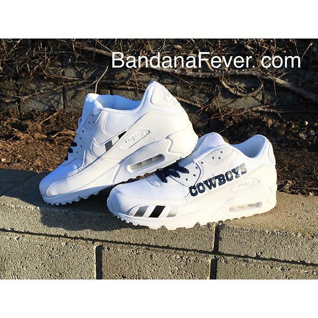 custom nike air max dallas cowboys
