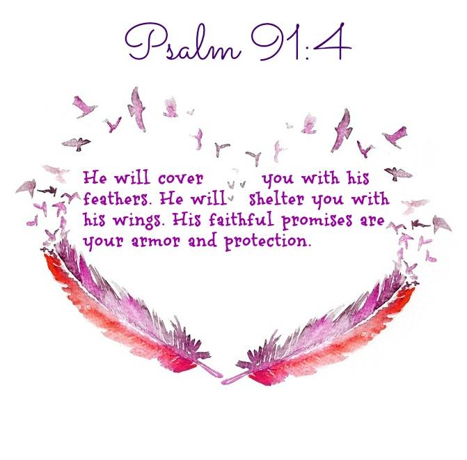 Psalm 91 4 5