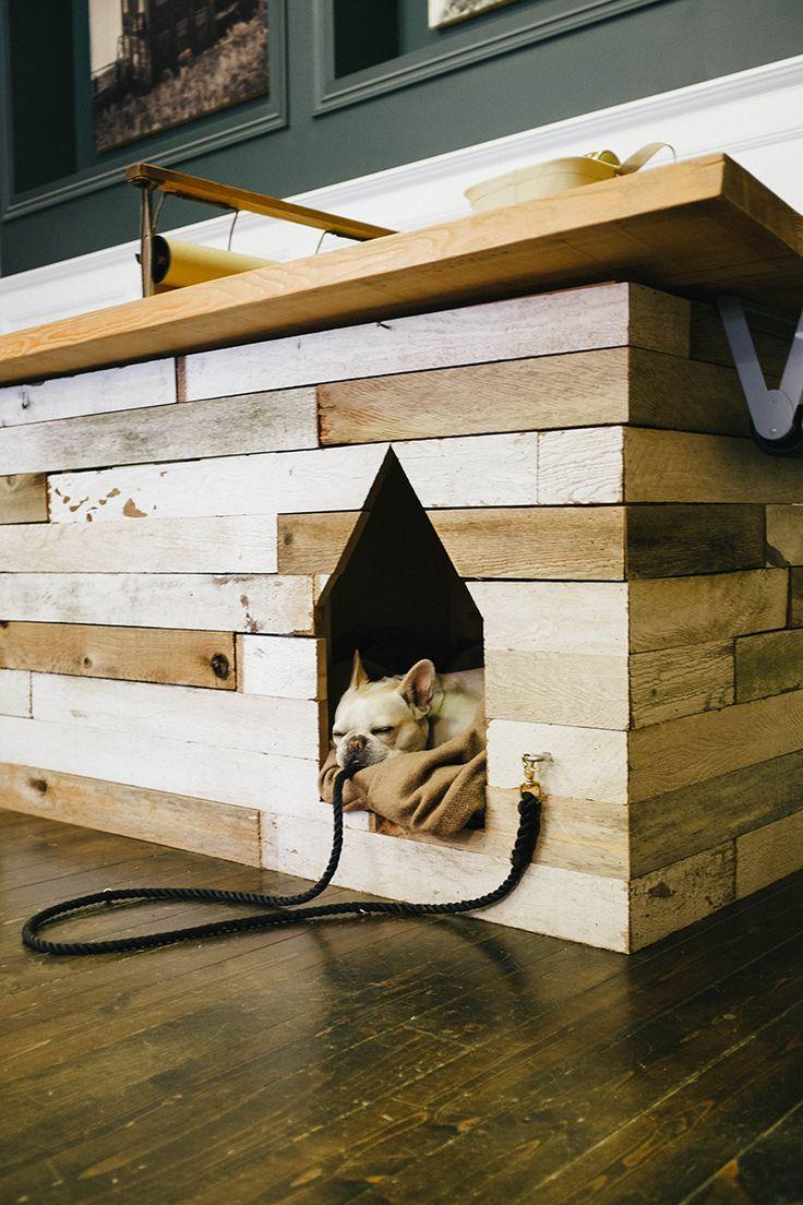 17 best images about casas para mascotas on pinterest - Muebles para mascotas ...