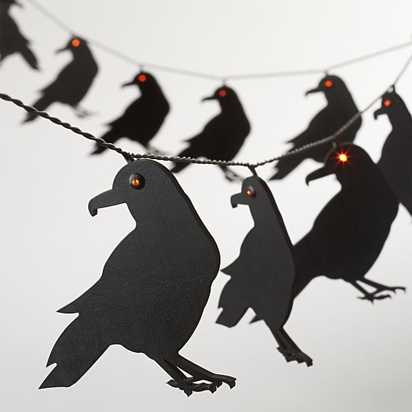 """Raven String Lights  