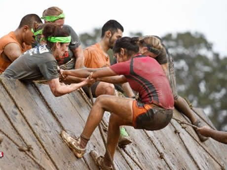 10 Tips for Tackling a Mud Run