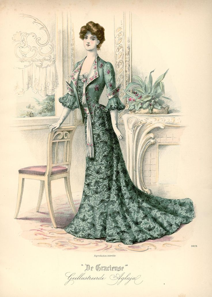 17 best images about 1900s fashion illustrations on for 1900 haute couture