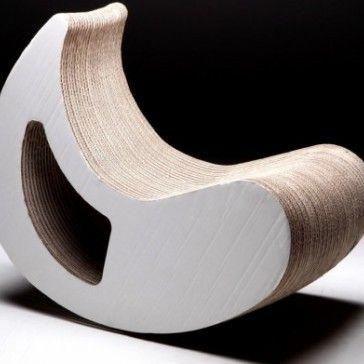 Les 25 meilleures id es concernant tubes en carton sur for Chaise longue qui bascule
