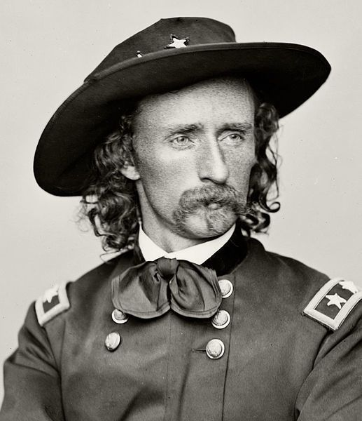 Battle Of The Kettles: 17 Best Ideas About George Custer On Pinterest