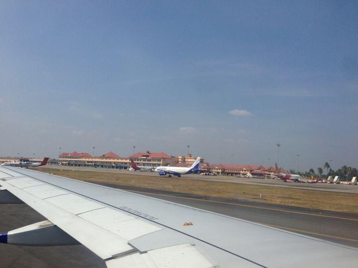 Cochin International Airport (COK) in Kochi, Kerala
