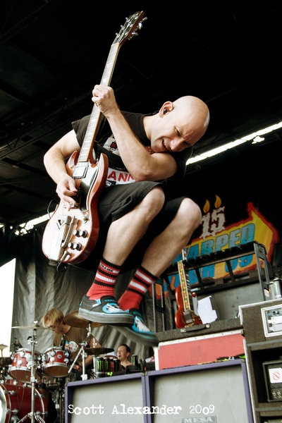 Greg Hetson (guitarist of Bad Religion)