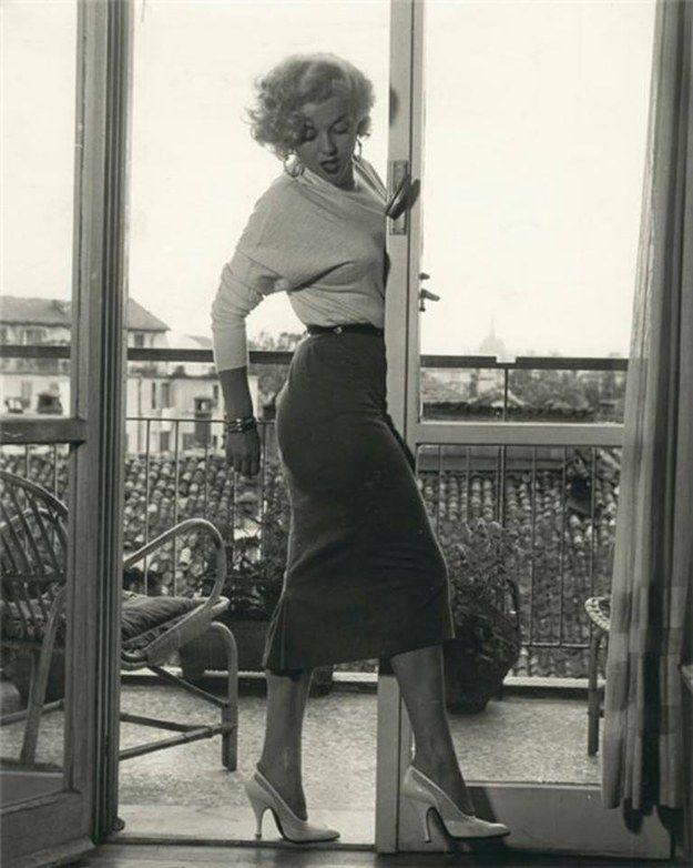 Rosalina Neri | The Best Photos Of Marilyn Monroe.....That Aren't Marilyn Monroe