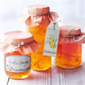 Seville orange marmalade recipe | Recipes | Pinterest