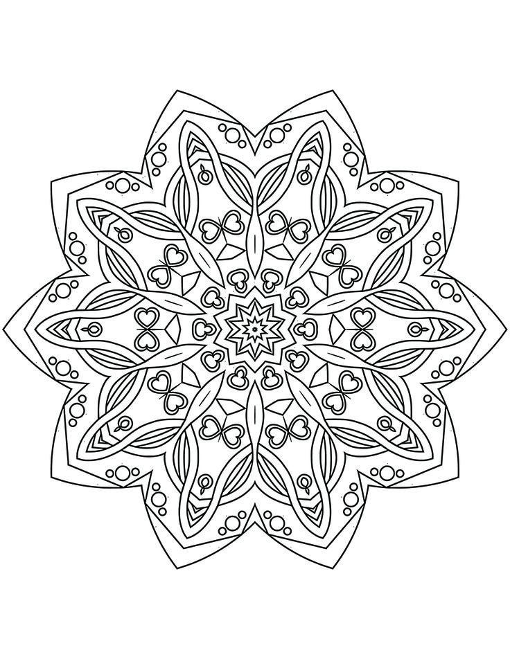 Best 25+ Mandala art therapy ideas on Pinterest | Mandela ...