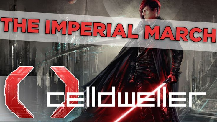 This IS the song you're looking for. Limited Time Free Download: https://soundcloud.com/celldweller/the-imperial-march/ Celebrating May the Fourth, Celldwell...