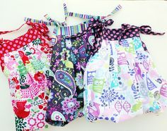 FREE Baby and Toddler Sewing Pattern: Grow-With-Me-Bubble Dress   The DIY Mommy