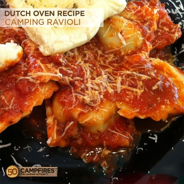100 Campfire Recipes On Pinterest: 100+ Easy Dutch Oven Recipes On Pinterest