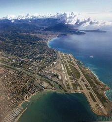 Nice Airport--> Promenade De Anglais. Bus 98