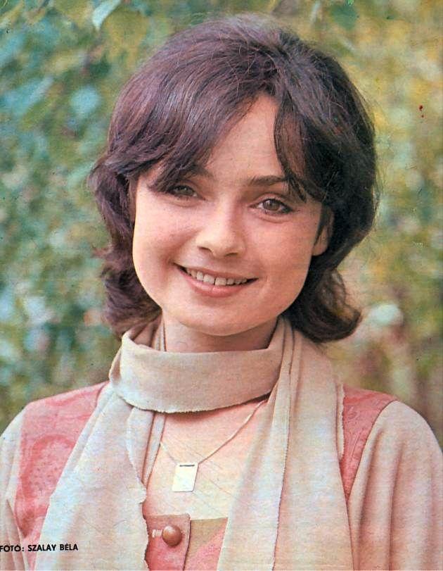 Szerencsi Éva (1952-2004) magyar színésznő