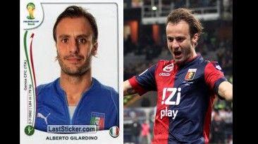 Gilardino no jugará por Italia.