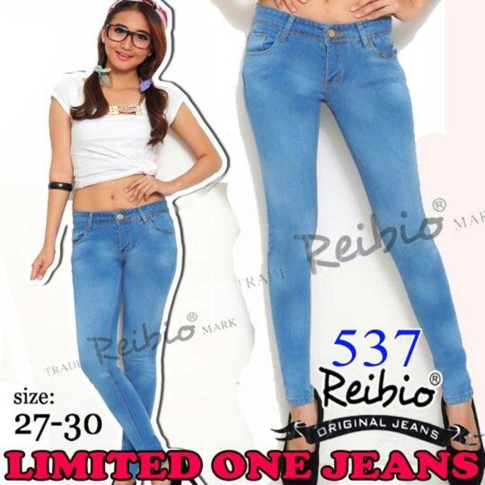 jeans wanita denim/celana fashion