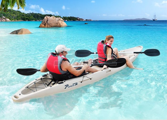 2015 New Design Cheap 2 Person Kayak Sale