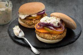 Ricetta Burger di patate - La Ricetta di GialloZafferano