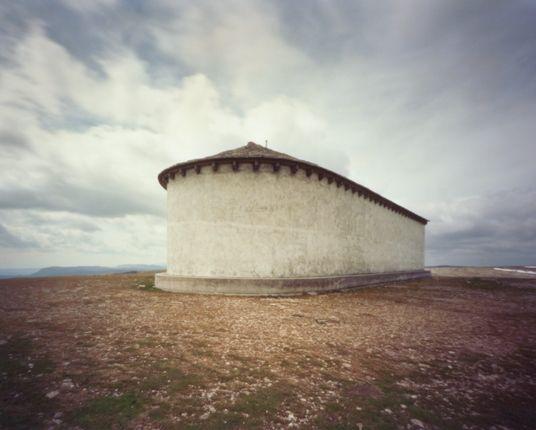 Ermita de la Santissima Trinidad (Iturgoyen) © Sebastian Schutyser