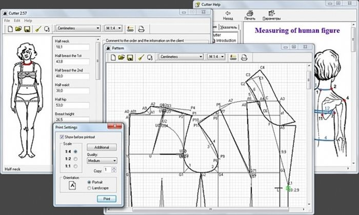 Cutter.  Free pattern drafting CAD program - Download wow thanks Diana for the pin!