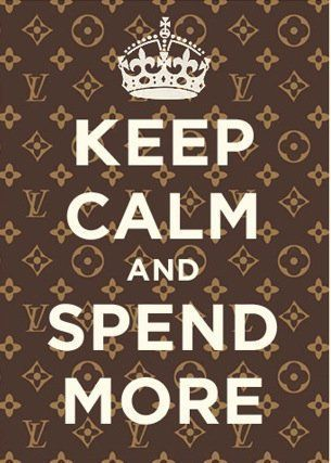 Words of wisdom for a Louis Vuitton Addict | The House of Beccaria#