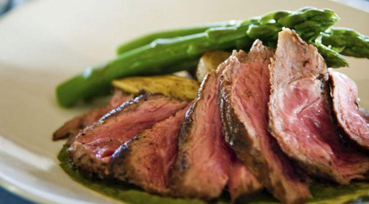 dikāna diēta, gaļa - proteīna avots